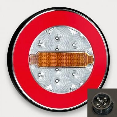 Фонарь задний для прицепа FT-113 Y LED BAJONET