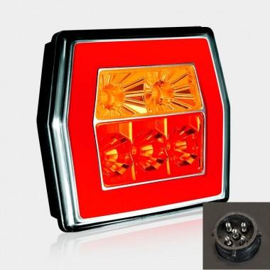 Светодиодные фонари для легковых прицепов