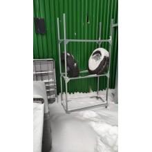 Стеллаж для хранения шин и колес Трейлер