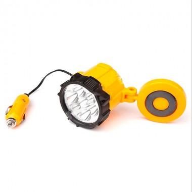 Фонарь 12В LED на магните