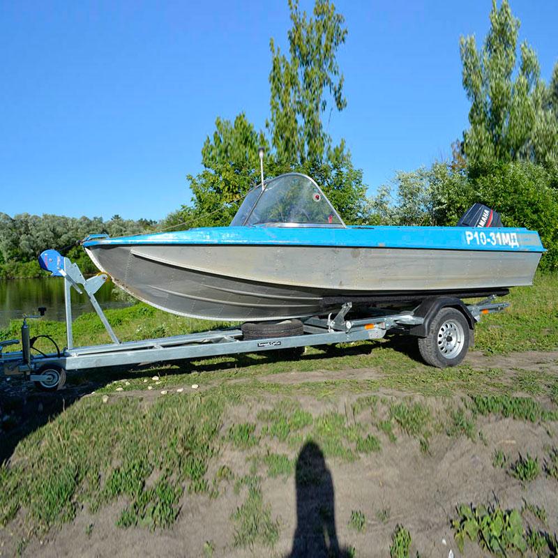 продажа прицепов для лодок в хабаровске