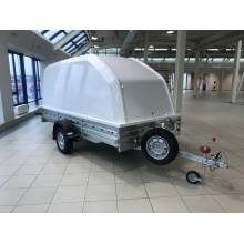 Прицеп для перевозки снегохода. MPR Shelter