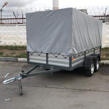 Прицеп Славич 325Д двухосный
