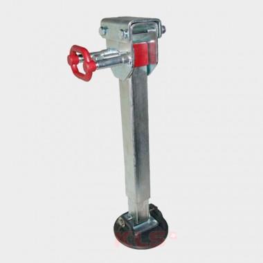 Опорная стойка для прицепа телескопическая