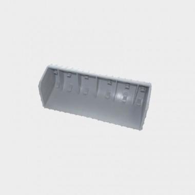 Заглушка ложемента лодочного прицепа 6X1482.004