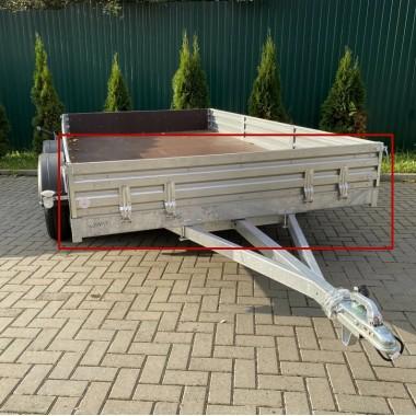 Борт передний для прицепа МЗСА 817718.012 (817736.012; 831134.111) без бобышек