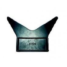 Упор носовой резиновый черный 6X1065.015