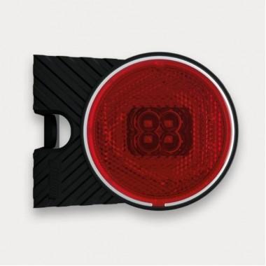 Фонарь габаритный FT-060 P C+K правый красный