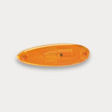Фонарь габаритный FT-076 желтый