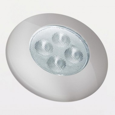 Фонарь внутреннего освещения FT-043 серебряный