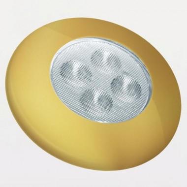 Фонарь внутреннего освещения FT-043 золотой