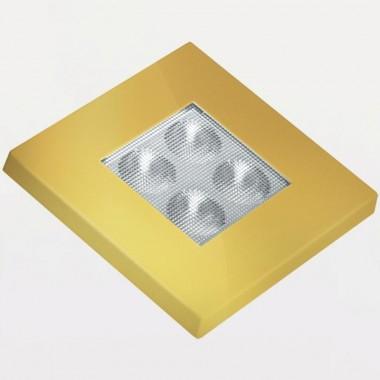Фонарь внутреннего освещения FT-044 золотой