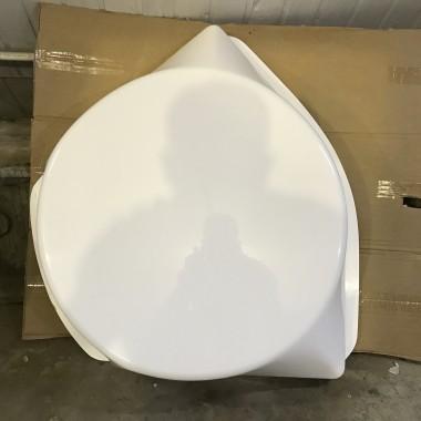 Крепление запасного колеса Сталкер снаружи (пластиковый кожух)