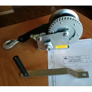 Лебедка универсальная г/п 450 кг Русич