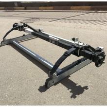 Подвеска рессорная в сборе МЗСА 817702 для легкового прицепа