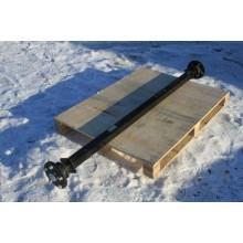 Ось для рессорной подвески 1300 кг к прицепу МЗСА 817710.016, 01.016