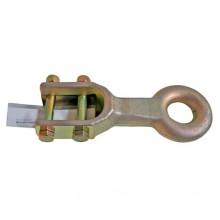 Петля DIN d=40 мм с крепежом