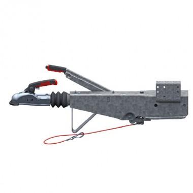 Тормоз наката 161S, 950-1600 кг, квадрат 100 мм, AK161