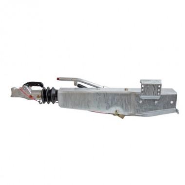 Тормоз наката 2,8VB/1-C, 2500-3500 кг, квадрат 120 мм, AK351