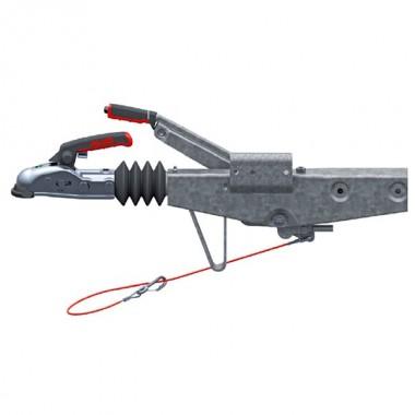 Тормоз наката 90S/3, 700-1000 кг, квадрат 70 мм, AK161.1251903