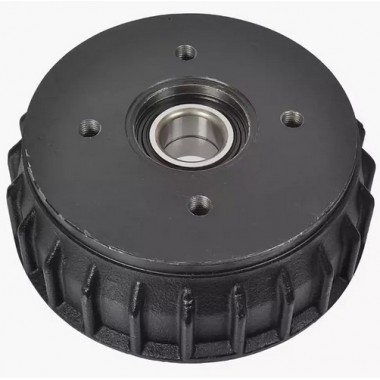 Тормозной барабан с подшипником для тормоза 1637, 98х4 М12х1.5